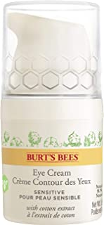 product image for Burt's Bees Eye Cream for Sensitive Skin, 0.5 Ounces