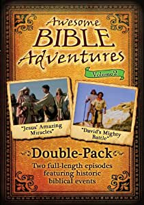 Awesome Bible Adventures Vol. 2