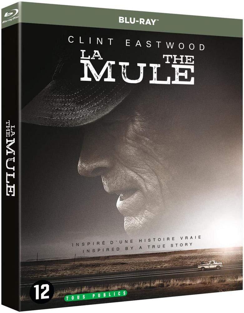 blu-ray du film La mule
