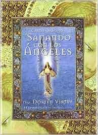 Sanando con los ángeles: Cartas oráculo: Amazon.es: Doreen ...