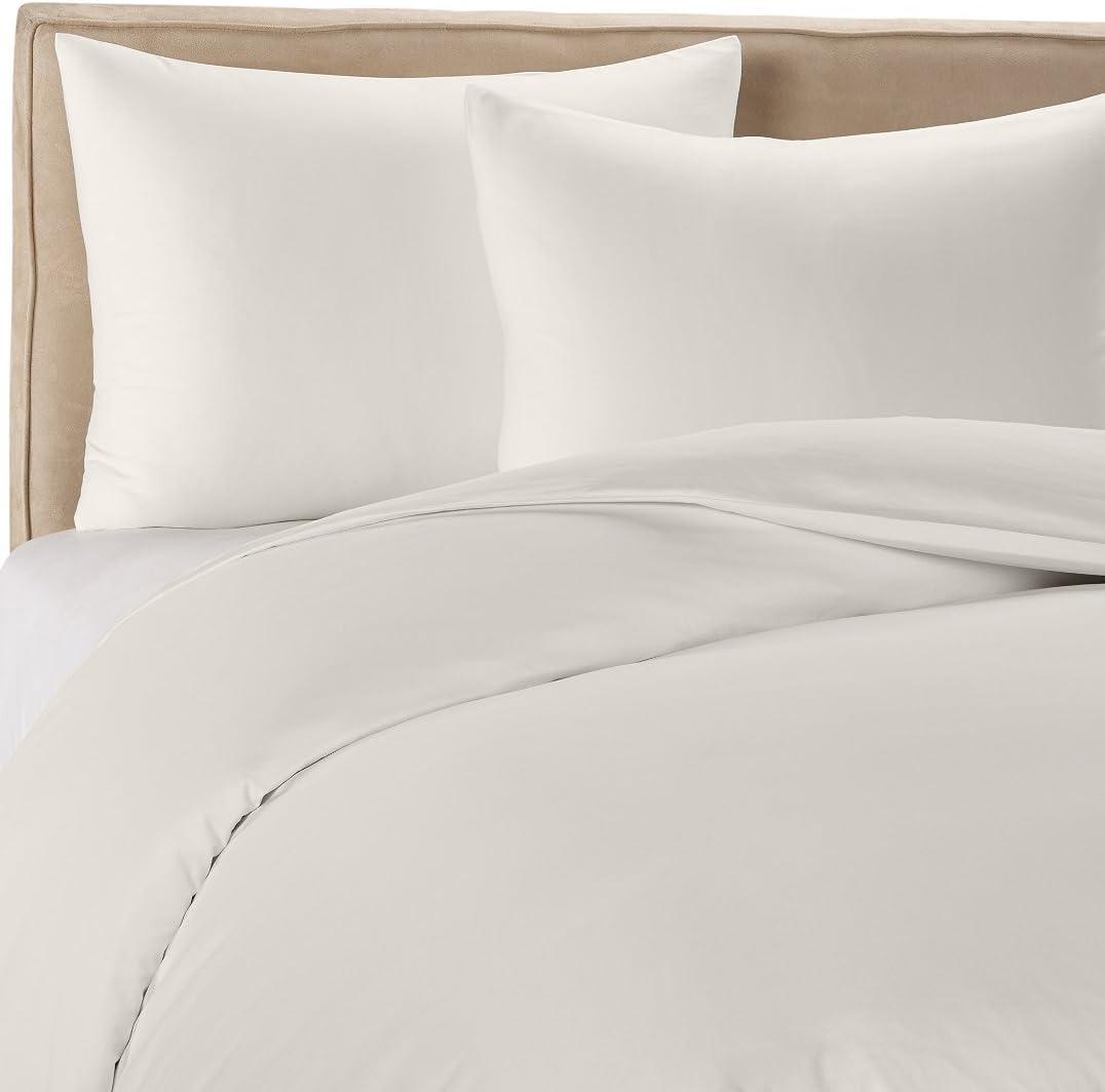 Amazon.com: Bed Bath & Beyond   Wamsutta 400 Twin Duvet Cover Set