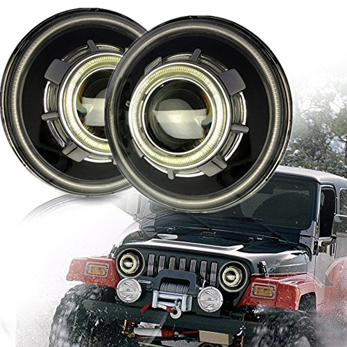 10 best hid projector headlights jeep