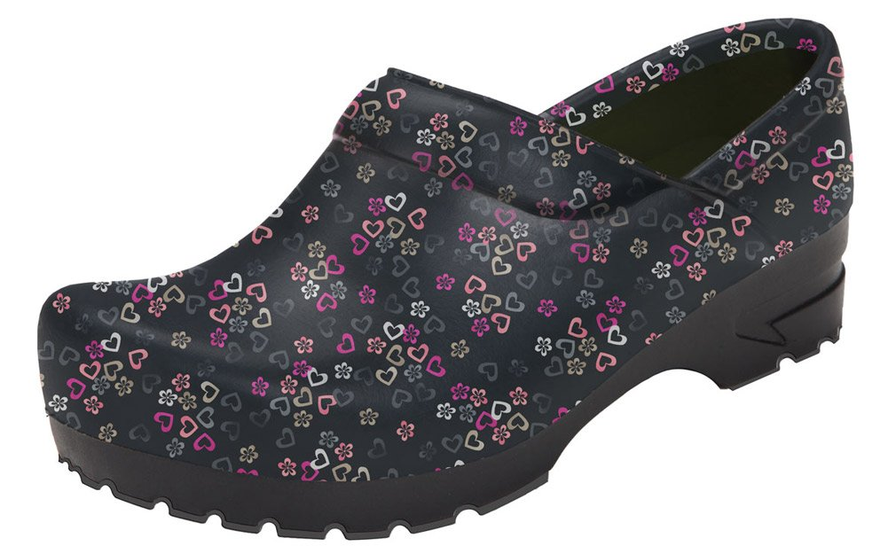Anywear Women's Srangel Work Shoe, Lucky in Love, 8 M US