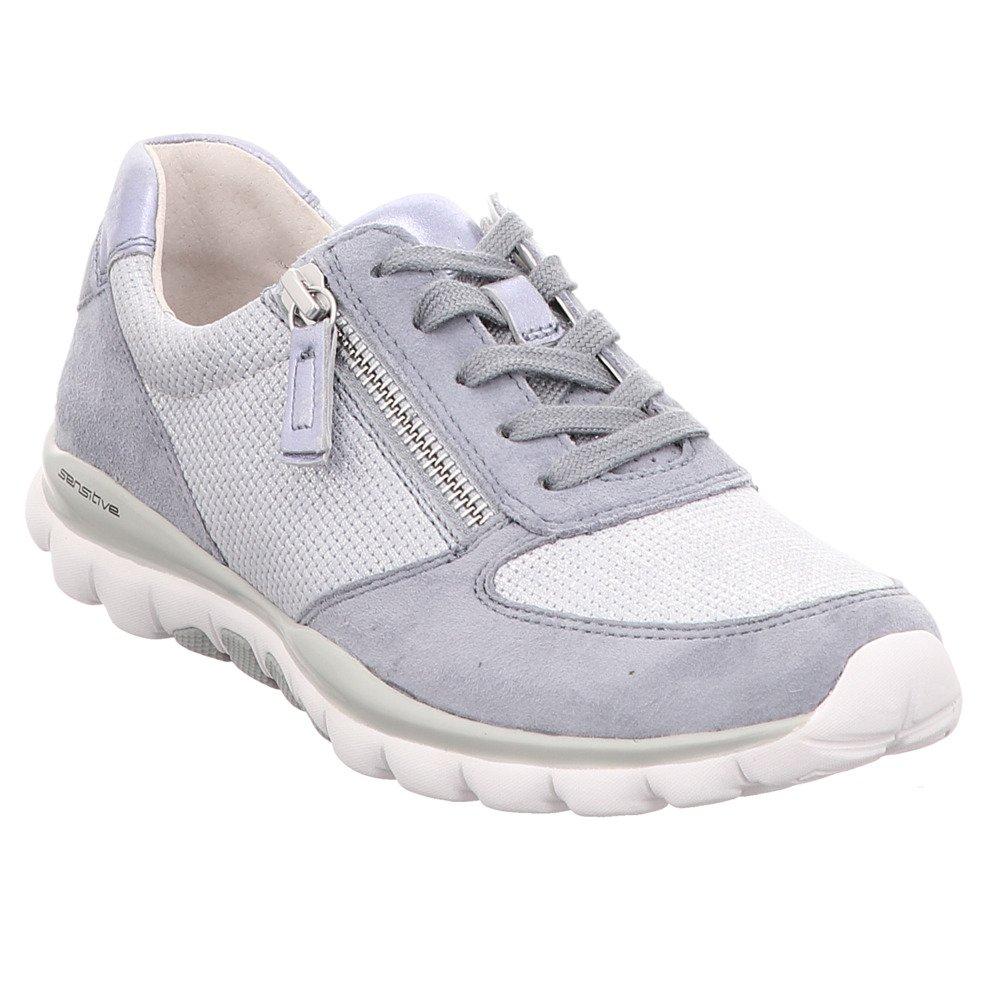 Gabor 86.968.36, Chaussures de Ville à Lacets à Pour Femme Chaussures Ville 36 Bleu 1c22f91 - shopssong.space