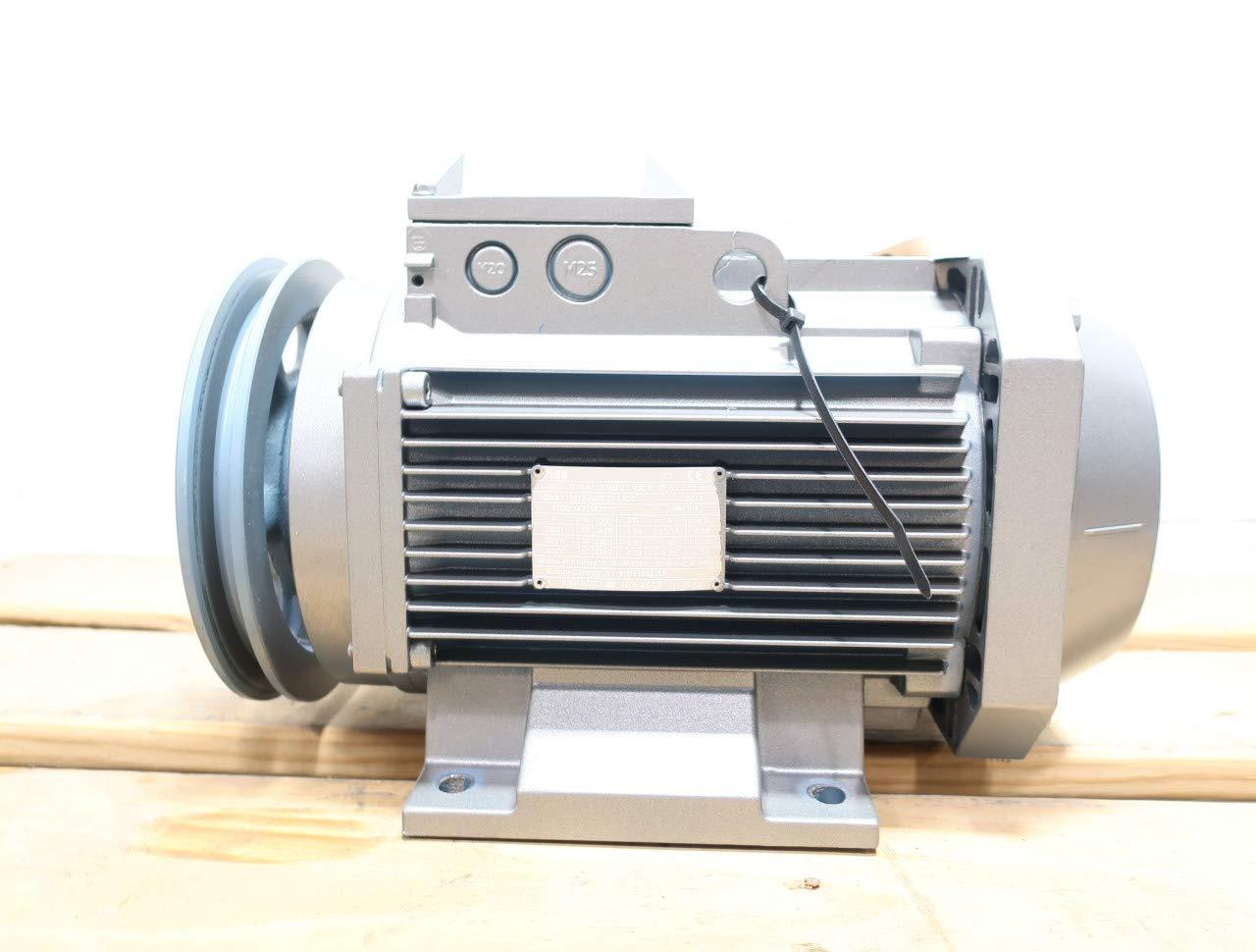 Abb 3GAA111312-ASE 3ph 4kw 3490rpm 460v-ac Ac Motor