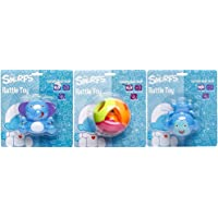 Smurfs-Rattle Toy Elephant,Monkey,Ball(Pack of 3)