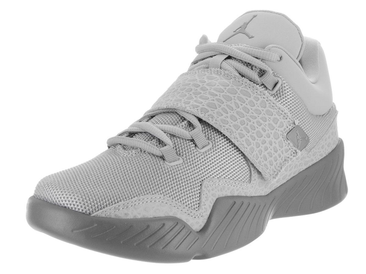 Nike Jordan Men's Jordan J23 Wolf Grey/Cool Grey Basketball Shoe 10.5 Men US by Jordan