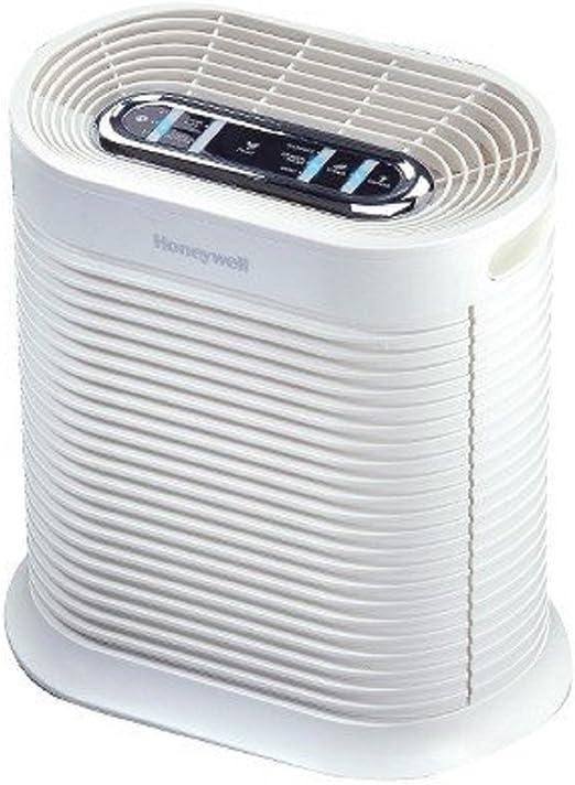 Honeywell hpa105-tgt True HEPA purificador de aire microscópico alérgenos mediano habitación: Amazon.es: Hogar
