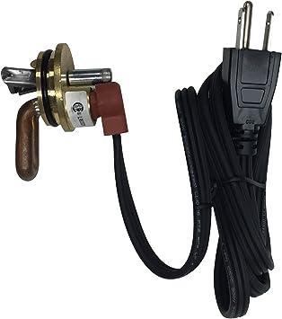 ZeroStart 3100129 Freeze Plug Heater