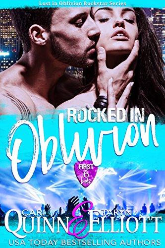 Rocked in Oblivion (Lost in Oblivion rockstar series, books 0.5-3)