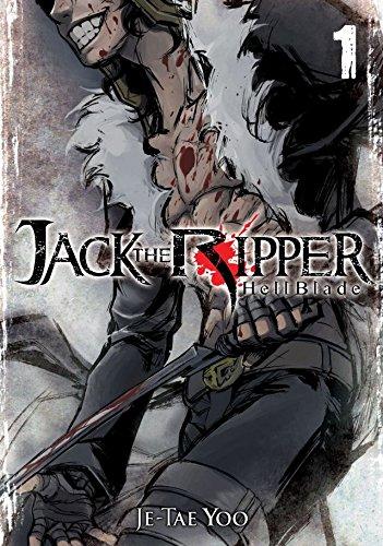 Jack the Ripper: Hell Blade Vol. - Mango Jacks