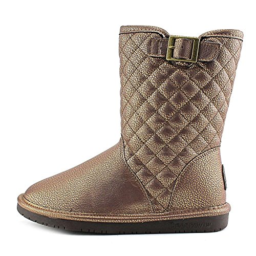 Bearpaw Leigh Bronze Chocolate Bearpaw Anne Leigh Anne raw5q7rzx
