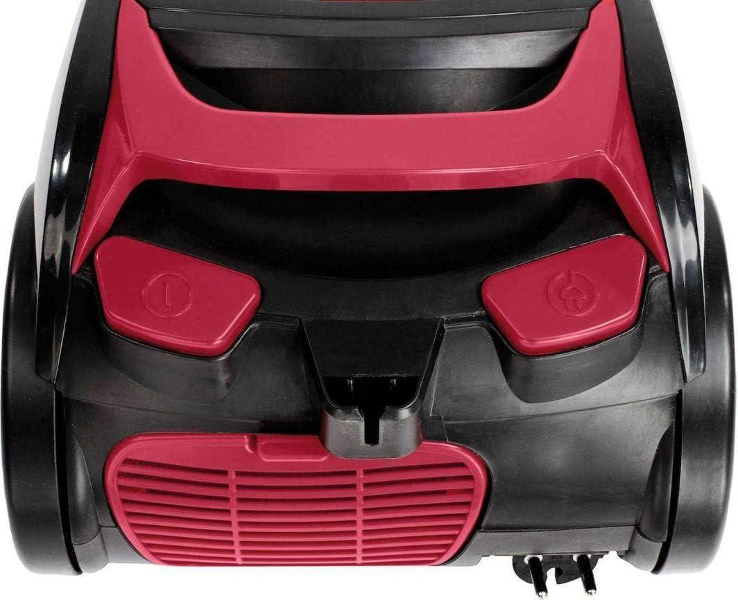 Domoclip doh111r aspirador multiciclónico sin bolsa: Amazon.es: Hogar