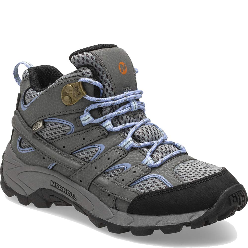 5ed440200a Amazon.com | Merrell Kids Unisex Moab 2 Mid Waterproof (Little Kid ...