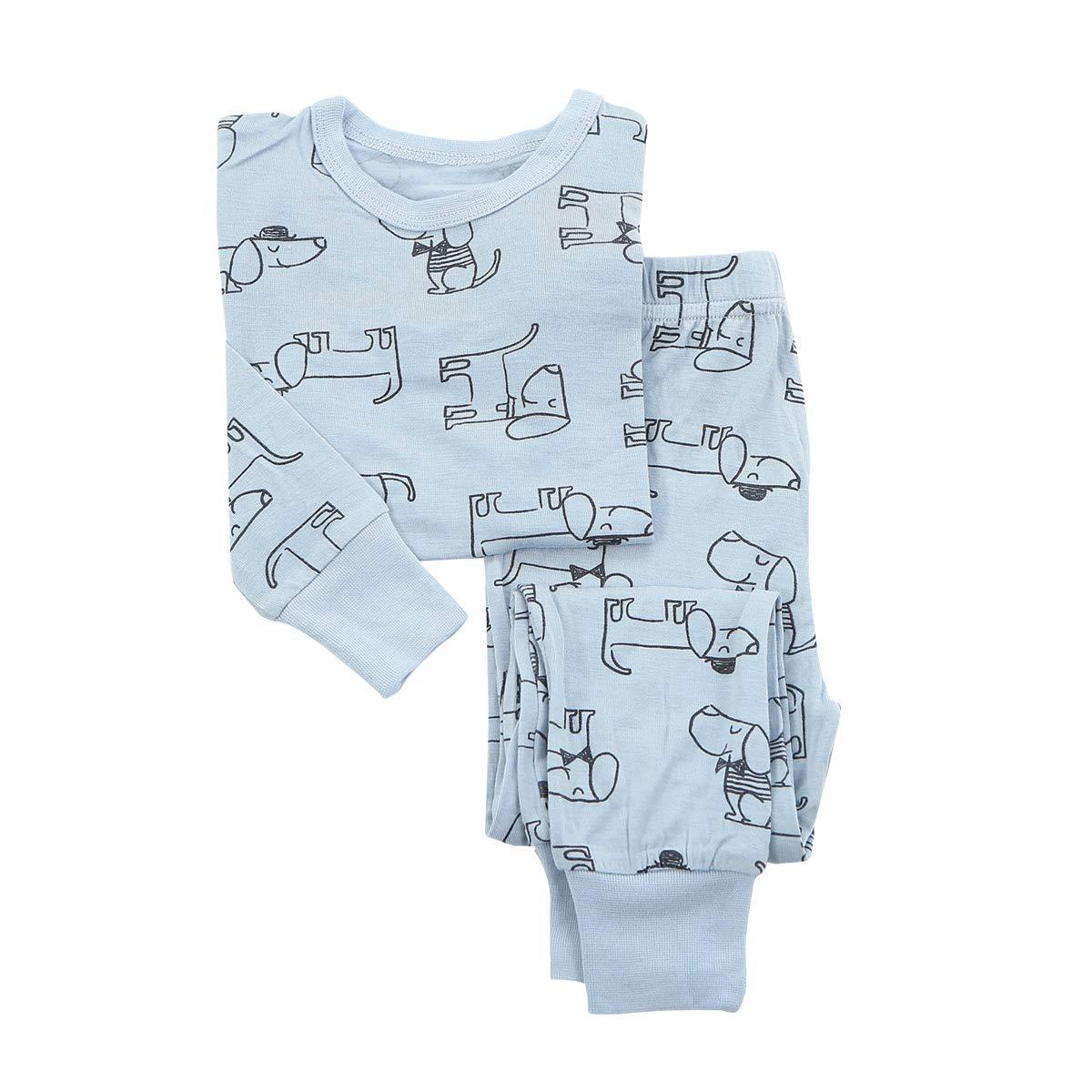 Silkberry Baby Bamboo Pajama Set (Boy & Unisex)