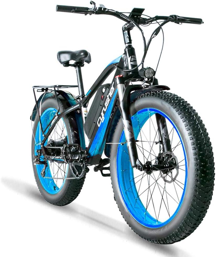 Cyrusher XF650 Fat Tire; Best Mtn Bike Under 2000