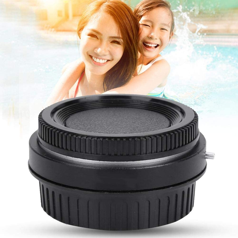 Lens Mount Adapter Lens Adapter Ring of Manual Control Built-in Two Sets of Lenses Support for Minolta MD Mount Mens to Fit for Canon EOS Mount Camera Body.