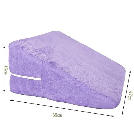 Almohada de sexo multifuncional, muy suave y sexy, de ...