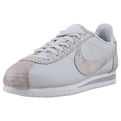 buy online 54270 eed6d Nike Classic Cortez Premium Womens Trainers  Amazon.co.uk  Shoes   Bags