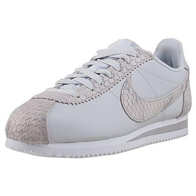 buy online e47cc a58bd Nike Classic Cortez Premium Womens Trainers  Amazon.co.uk  Shoes   Bags