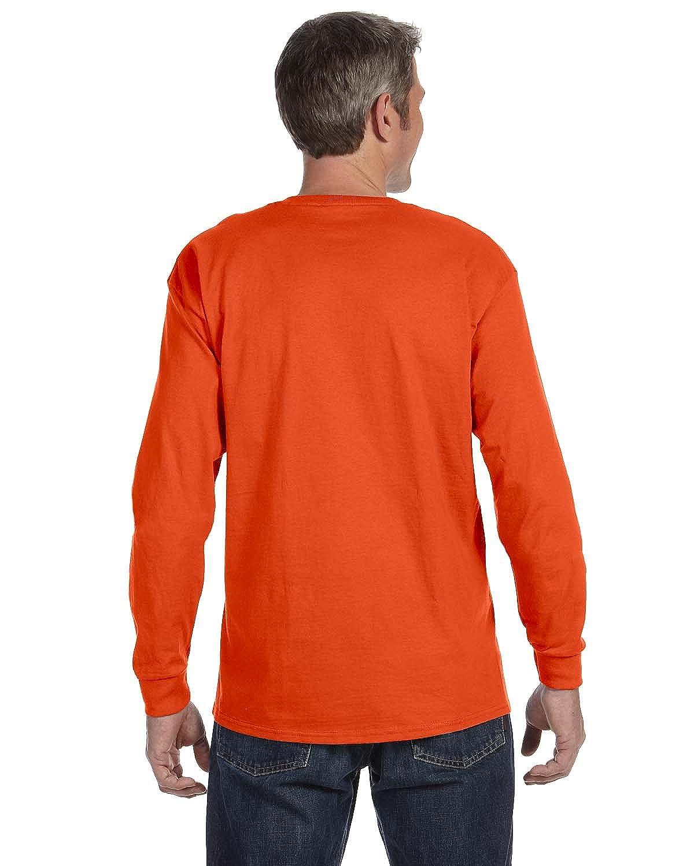 Jerzees Adult Heavyweight Blend Long-Sleeve T-Shirt