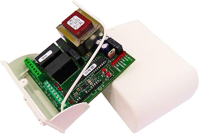 Seav LRS 2205 centralita para persianas enrollables y Puertas basculantes: Amazon.es: Electrónica