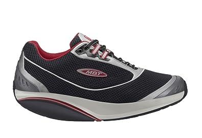 0a6a48ed6f2a MBT Kimondo Gore Tex Black Leather Mens Shoes Size 9.5 UK  Amazon.co ...