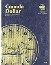 Canada Dollar Folder Number 5: Collection Starting 2009, Official Whitman Coin Folder