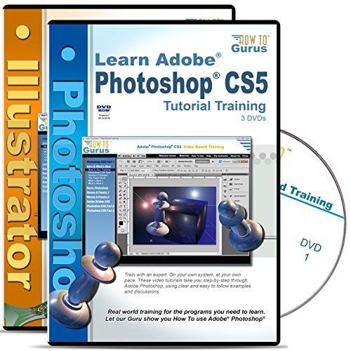 adobe-photoshop-cs5-tutorial-plus-illustrator-cs5-training-on-5-dvds