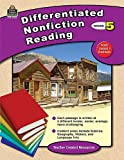 Differentiated Nonfiction Reading, Grade 5, Teacher Created Resources Staff and Debra Housel, 1420629220