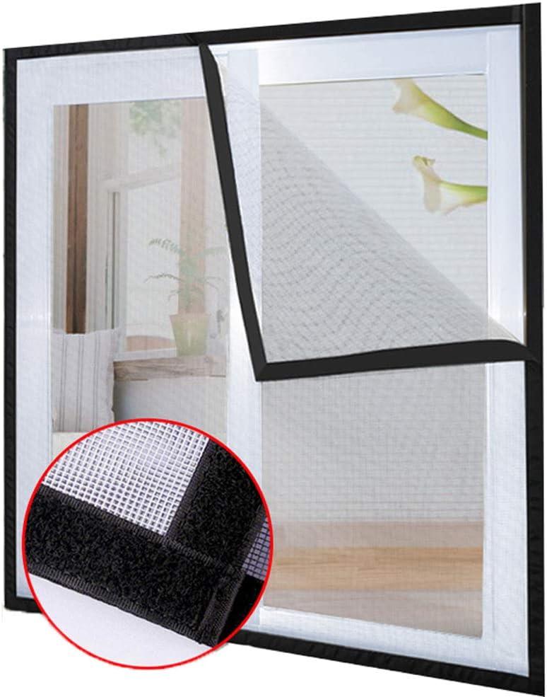 Insektenschutznetz Duchen transparentes Fensternetz Fliegengitter Katzenschutznetz selbstklebend kann zugeschnitten werden