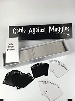 ZYCZ Cartas contra Muggles Harry Potter Tablero de Juguete ...