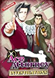 Ace Attorney - Investigations Vol.1