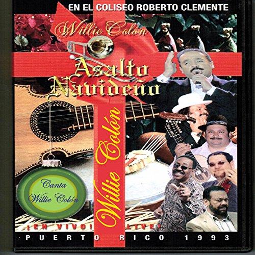Asalto Navideno Live! Puerto R...
