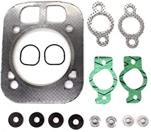 AISEN Cylinder Head Gasket for Kohler 24 841 04-S CH25 CH730 CH732 CH740 CH742 CV25 CV724 CV730 CV732 CV740 CV742 CV752 25 HP Engines