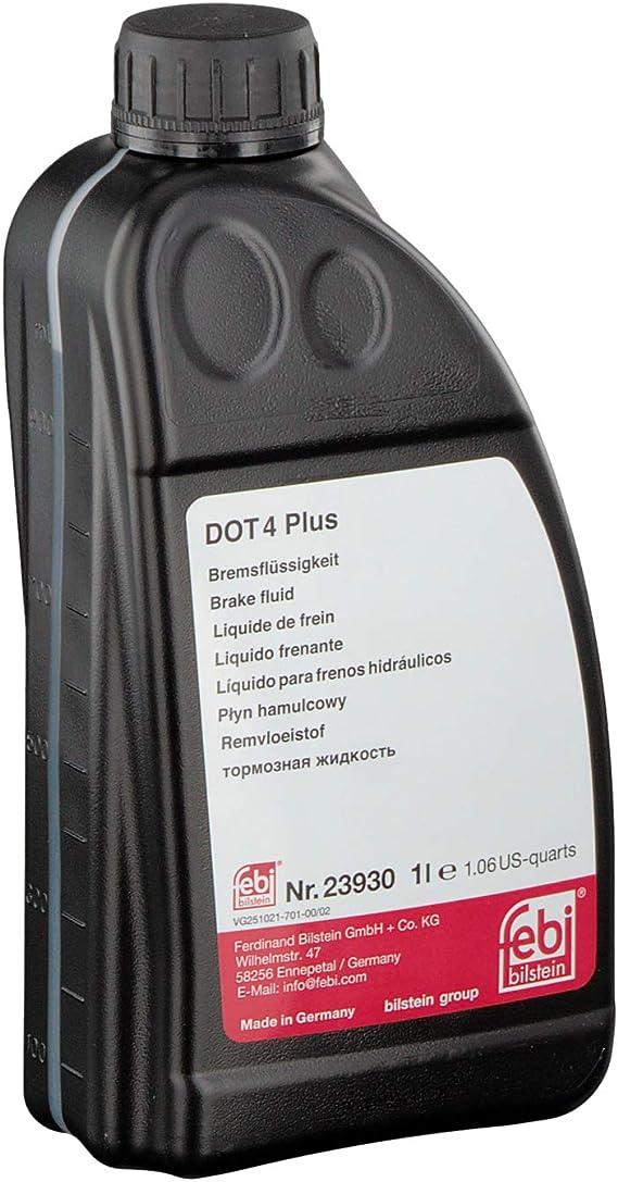 Febi Bilstein 23930 Brake Fluid Dot 4 Plus 1 Litre Auto