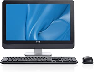 Dell Optiplex 9020 23-inch All- In-One Desktop i5 i5-4570S Quad-Core 4gb RAM 500gb Hard Drive Webcam Windows 7