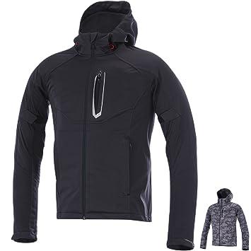 Alpinestars Spark Softshell chaqueta de equitación para ...