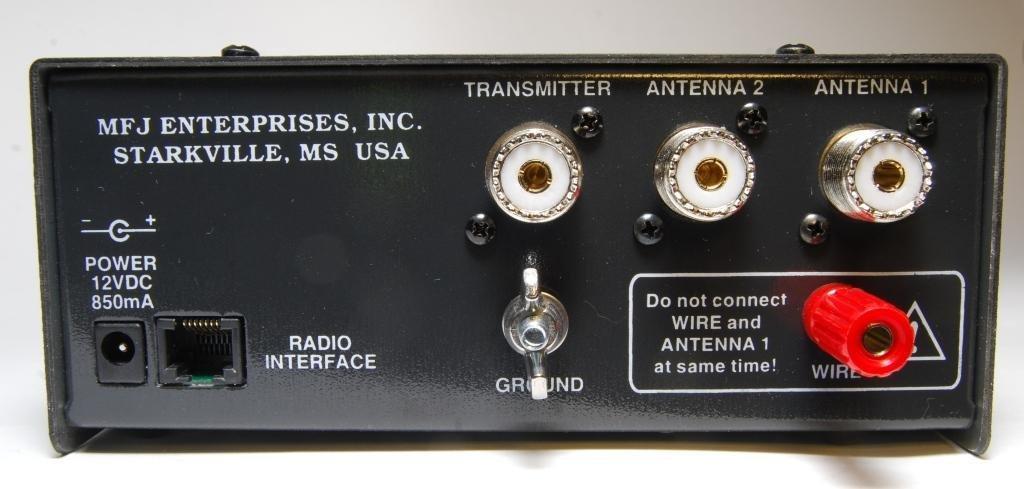 MFJ-929 Auto tuner, 200W by MFJ (Image #3)