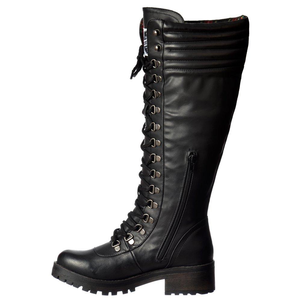 4c88ad5e74 ROCKET DOG, LADIES LANDERS BROMLEY BLACK BOOTS (7): Amazon.co.uk: Shoes &  Bags