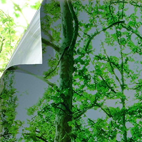 (Gila 36 in. x 78 in. Titanium Energy Saving Peel and Cling Window Film)