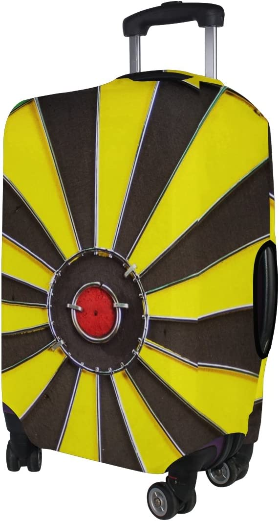 LEISISI Luggage Cover Target Design Protector Cover Elastic Suitcase Cover XL 31-32 in