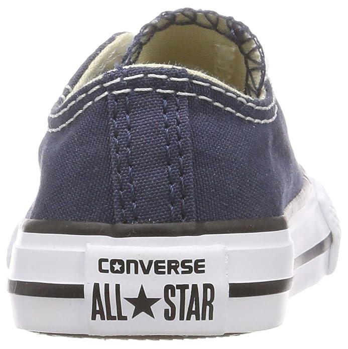 3c19dece1e Converse All Star OX 7J237 - Zapatillas de tela para Niños  Amazon.es   Zapatos y complementos