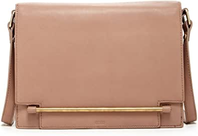 SUSU The Kate Smooth Leather Crossbody Bag
