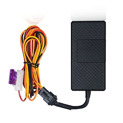 ZAICUS ST-901A (Engine Cut Off, INBUILT Battery) CAR/Bus/Truck Anti-Theft  GPS Tracking System with ONE Year Free Tracking Software GPS Device