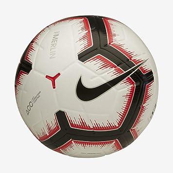 Nike NK Merlin Balón de fútbol, Adultos Unisex, White/Bright ...