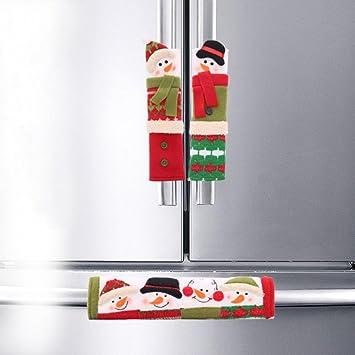 Amazon.com: Refrigerador Tirador de puerta Covers ...