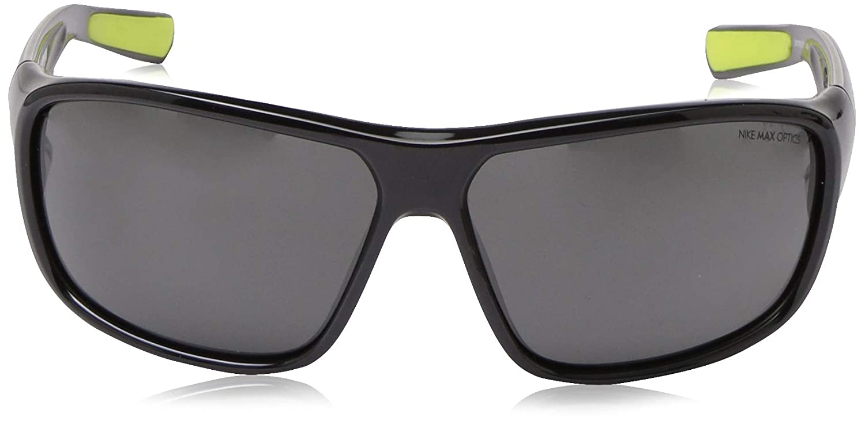 Nike Mens Mercurial 8.0 Max Optics Rectangular Sport Sunglasses