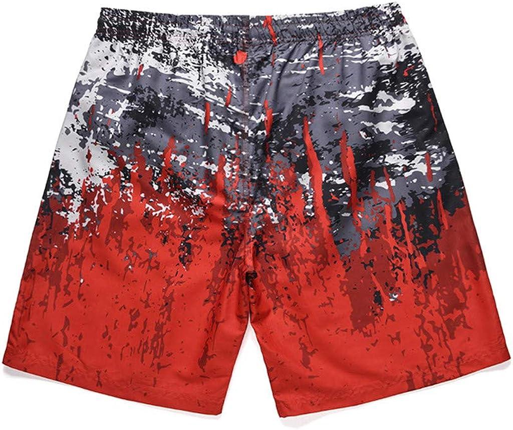 shijiazhuangxingxinjiaju Mens Board Shorts Quick Dry Swimwear Beach Holiday Party Bermuda Swim Big Pants
