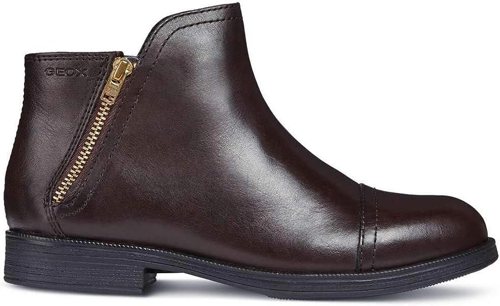 gran selección de venta online incomparable Geox Jr Agata, Botines para Niñas: Amazon.es: Zapatos y ...